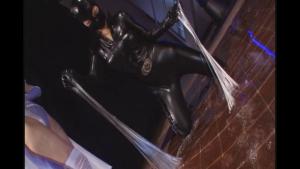 .......A trap! A sticky one...