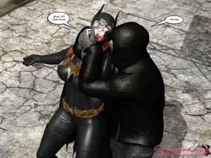 Batgirl VS Chloroform